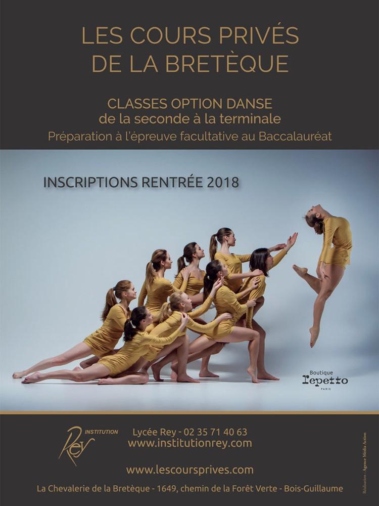 cours de danse rey