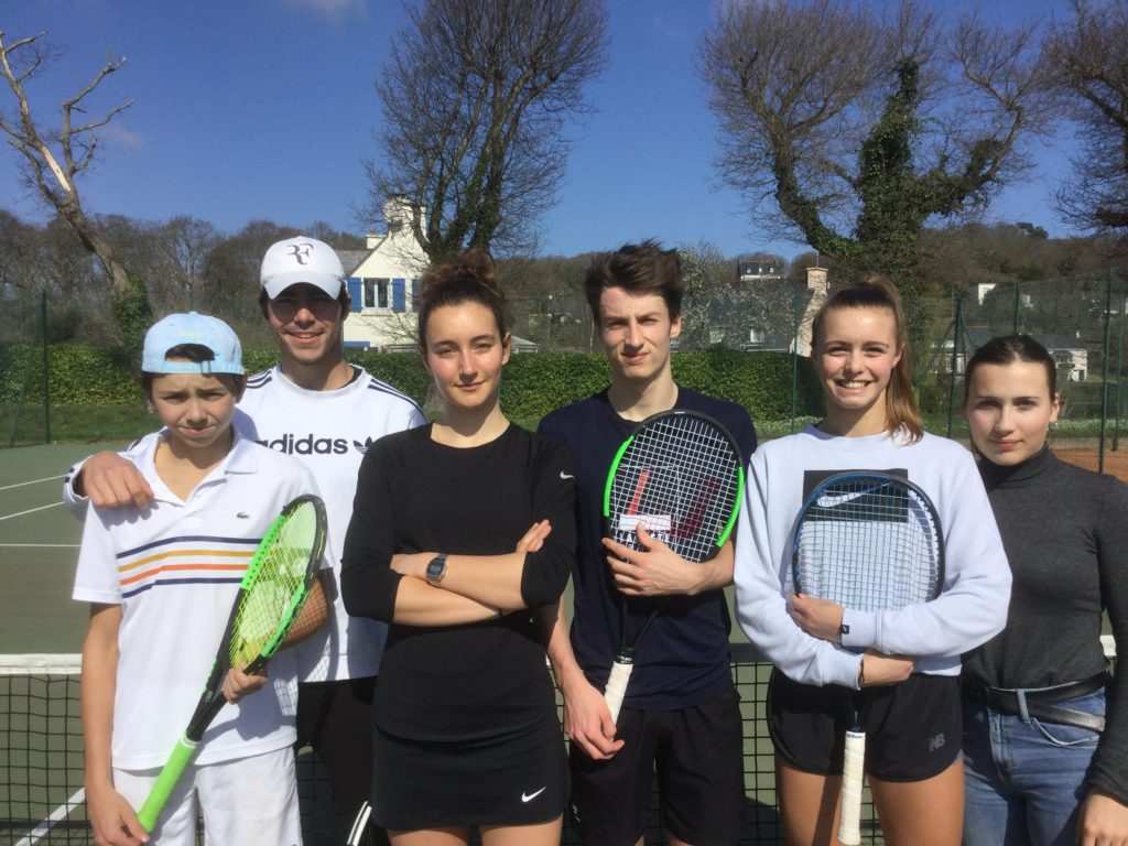 unss paimpol tennis 2019