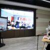 Les relations franco-chinoises entretenues par des visio-conférences