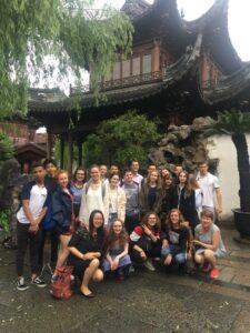Shanghai jardin Yu
